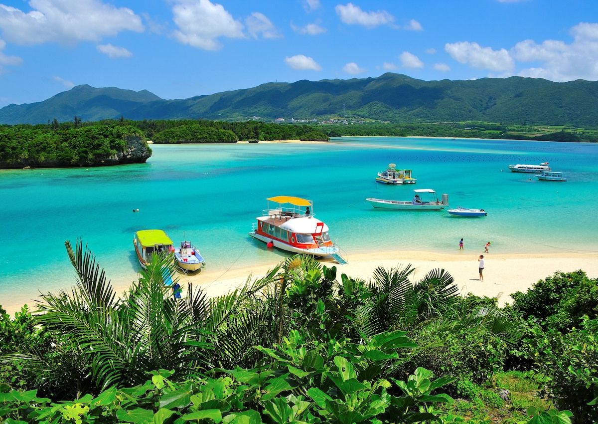 Four stunning islands you have to visit in Okinawa, Japan
