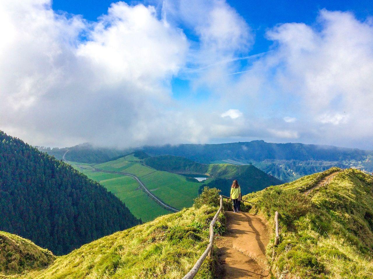 Lagoa das Sete Cidades, Azores