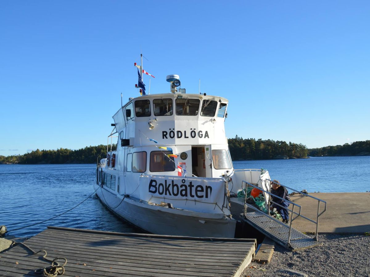 This floating library in Sweden is every book lover's dream