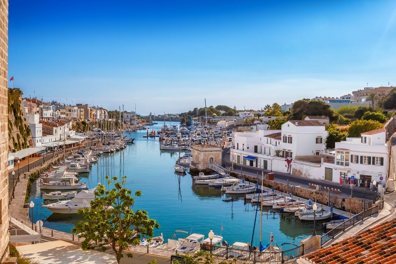 Menorca island, Balears, Spain