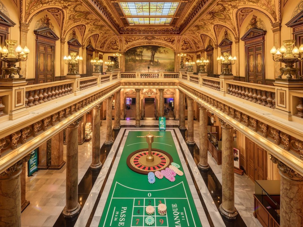 Casino De Monte Carlo >> The Most Beautiful Casinos In Europe