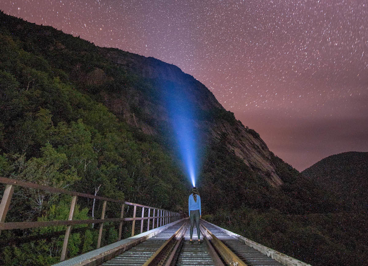 Night hiking might just become your new favorite outdoor activity