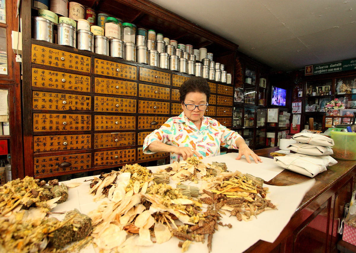 Seahorse, centipede, and other ingredients you'll find in Traditional Chinese Medicine shops
