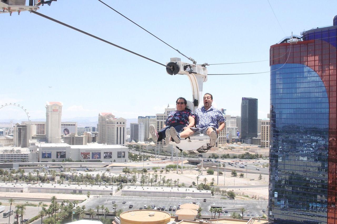 Best Thrill Rides In Las Vegas