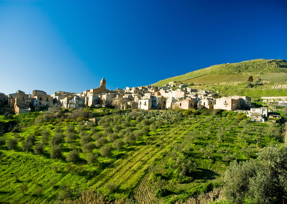 A Sicilian ghost town wants to spring back to life and you can help