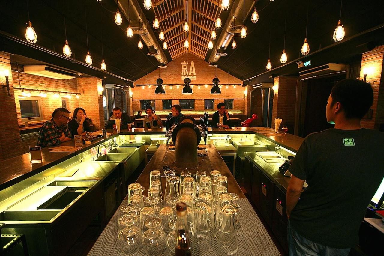 The best places to drink in Beijing right now