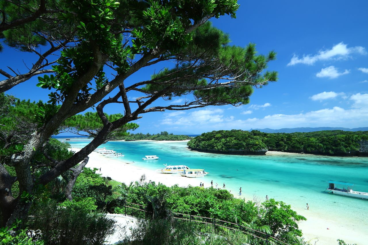 Taketomijima Okinawa