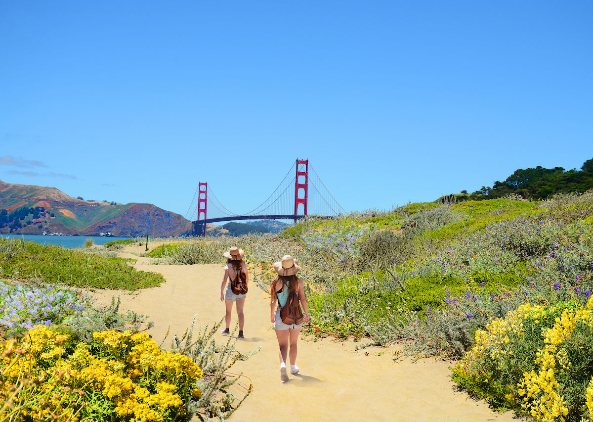 How to tackle the best of San Francisco on foot with the new Crosstown Trail