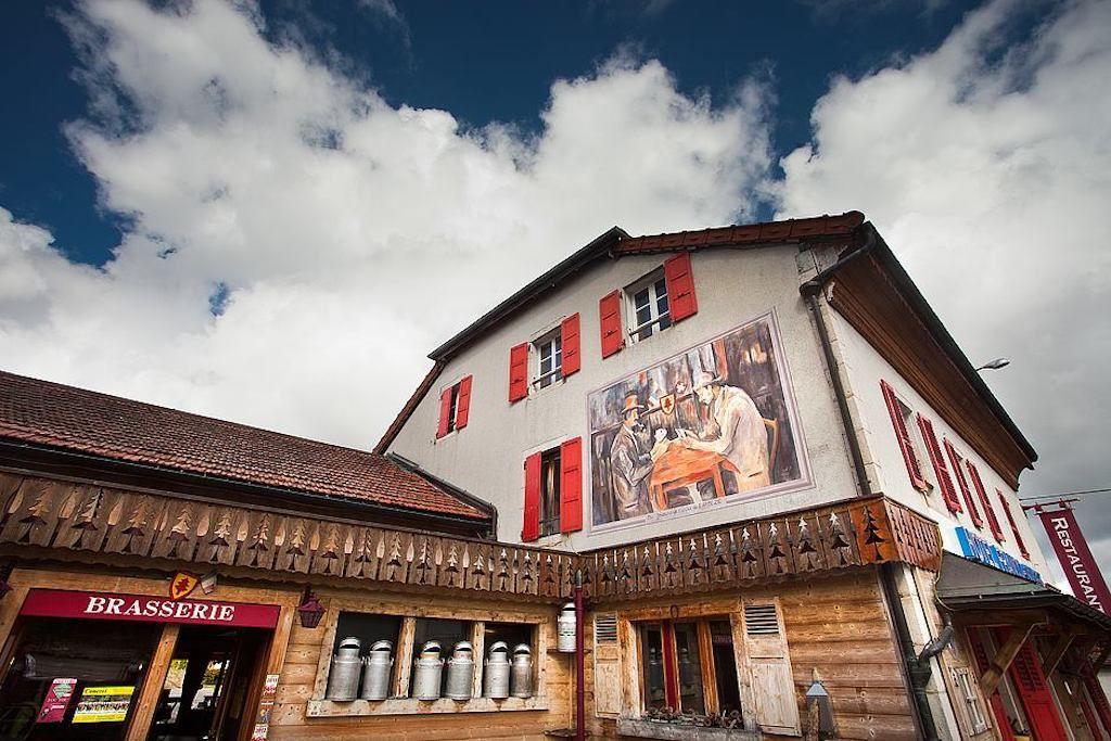 Arbezie Franco Suisse