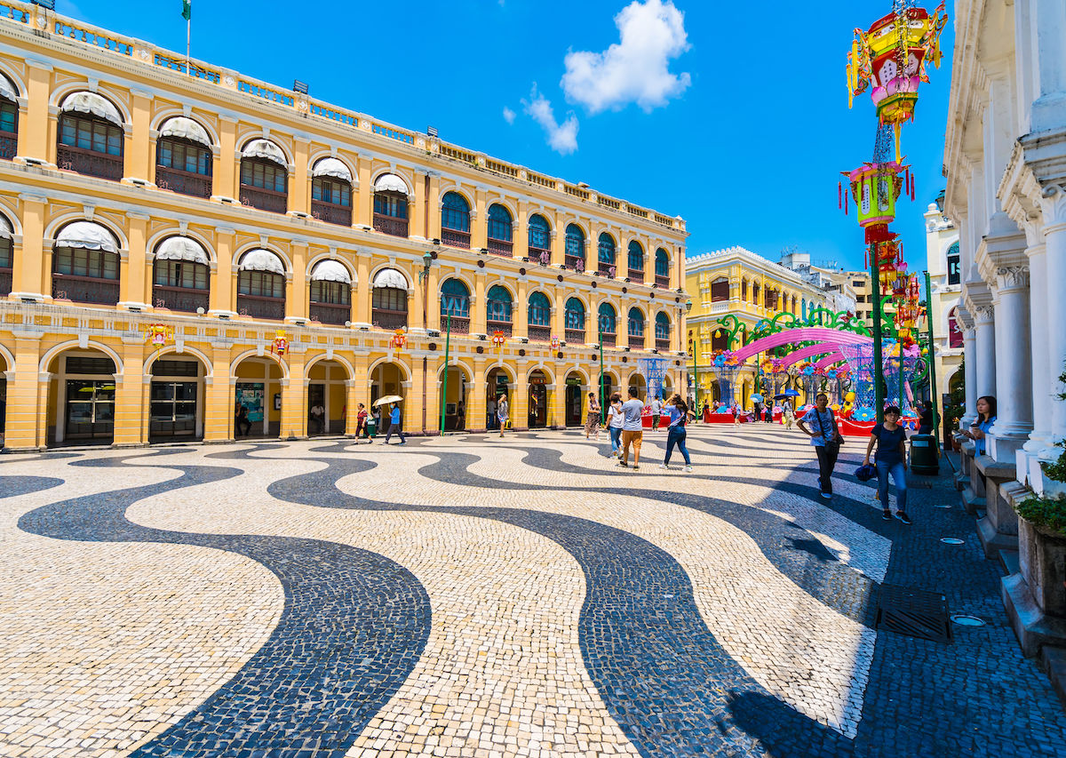 The real, delicious Macao is outside the casinos