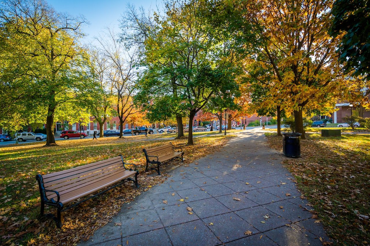 Its hiking and bike trails make Milwaukee a great fall destination for outdoor activities