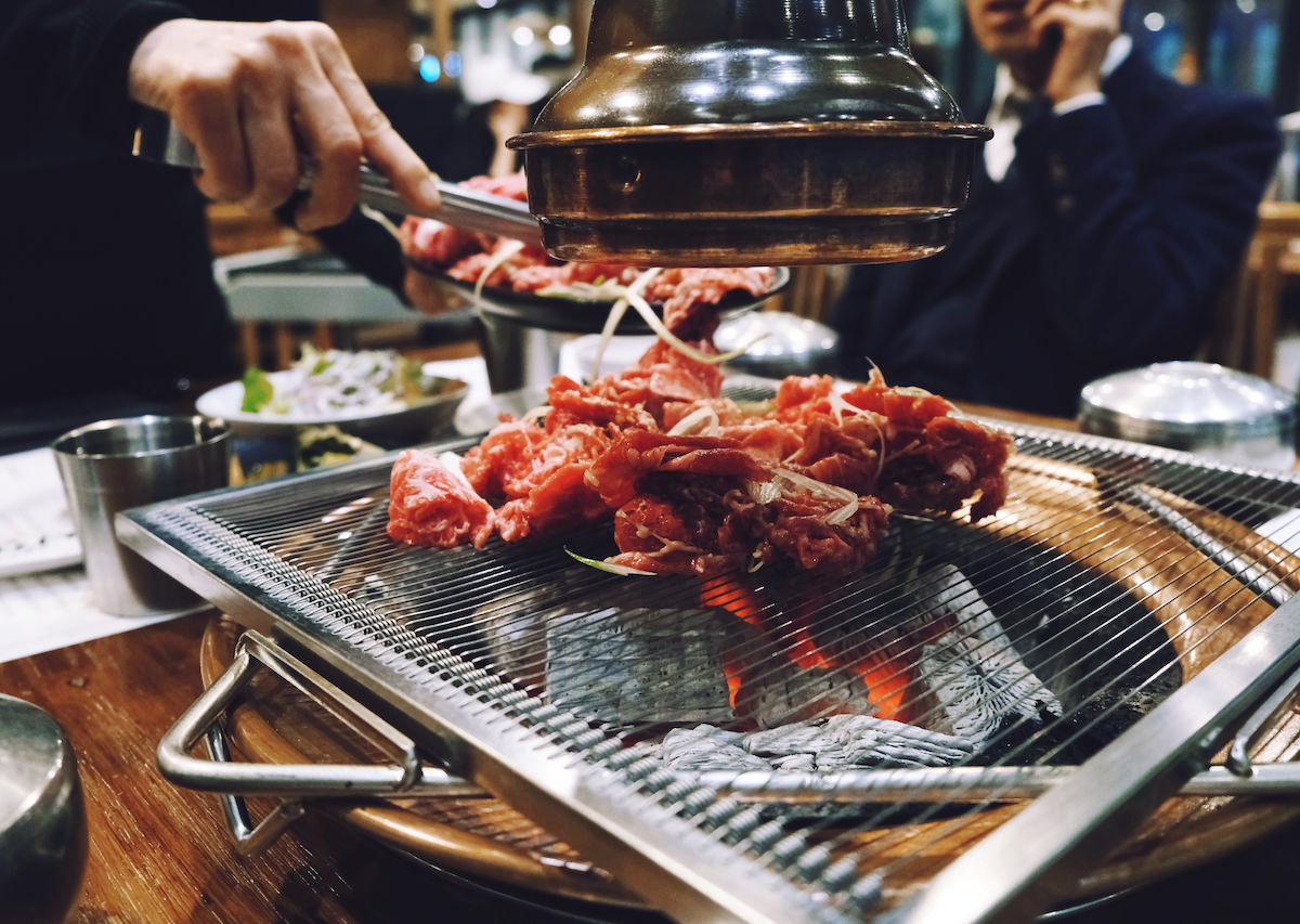 The ultimate beginner's guide to Korean barbecue