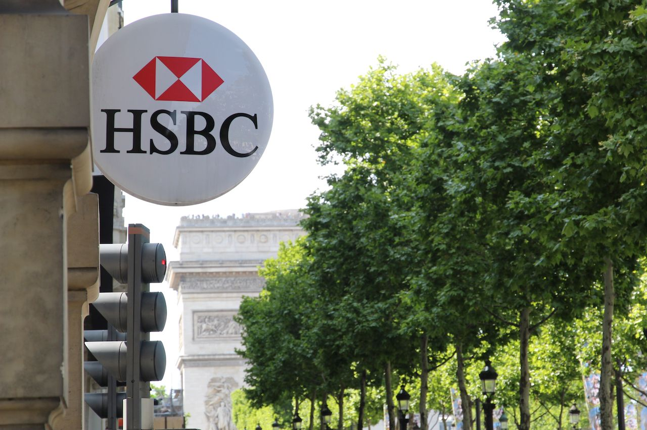 HSBC in Paris