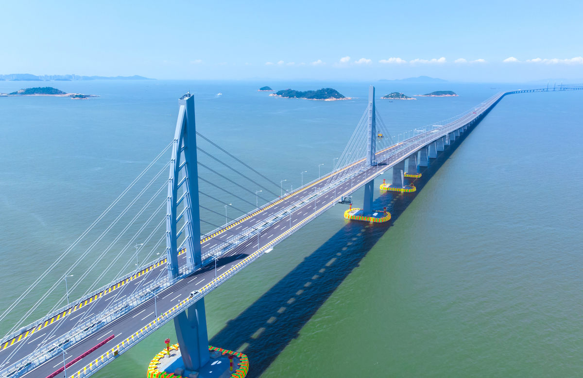 This epic sea bridge connects Hong Kong, Macao, and mainland China. Here's how to travel across it.