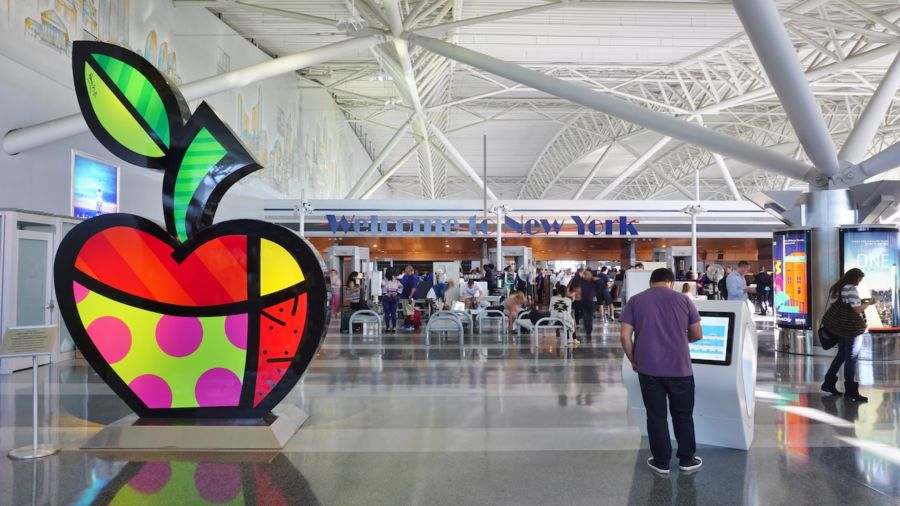 The best bars and restaurants in John F. Kennedy Airport in NYC