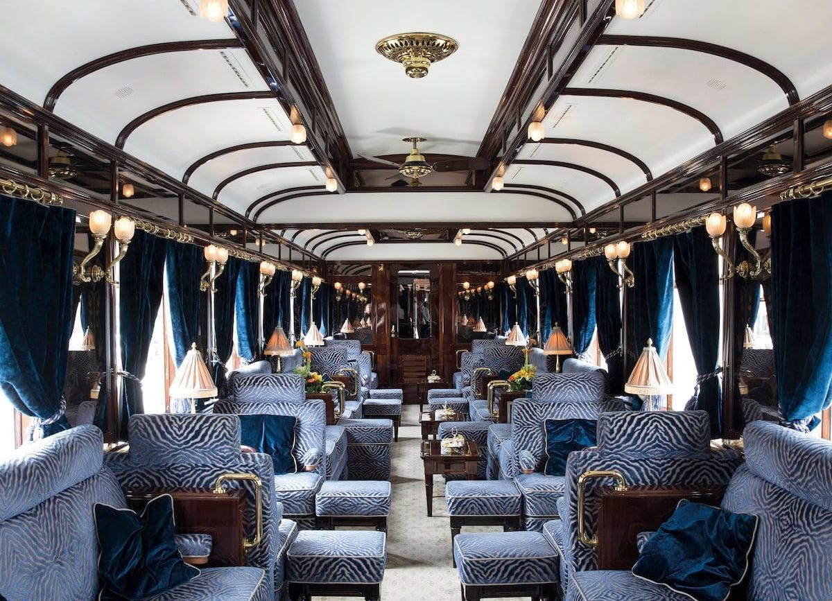The Orient Express is getting three new grand suites inspired by Europe's iconic cities