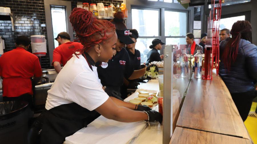 Slutty Vegan is Atlanta's hottest vegan restaurant for all the right reasons