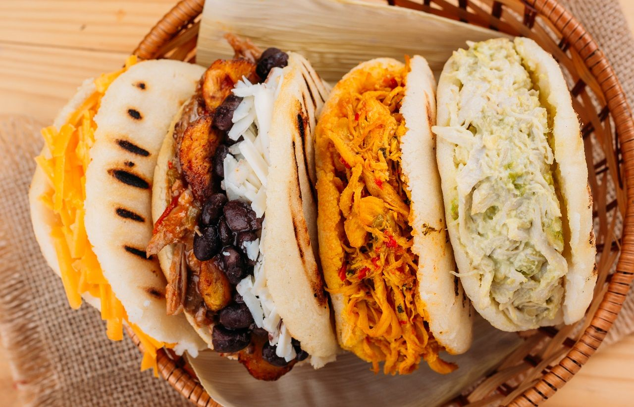 The Difference Between Colombian And Venezuelan Arepas