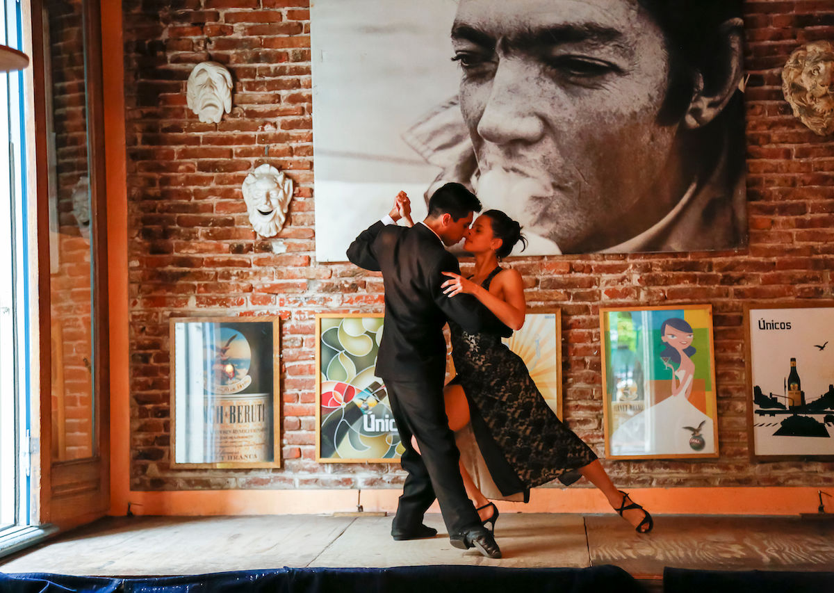 The best spots to watch Argentine tango in Buenos Aires