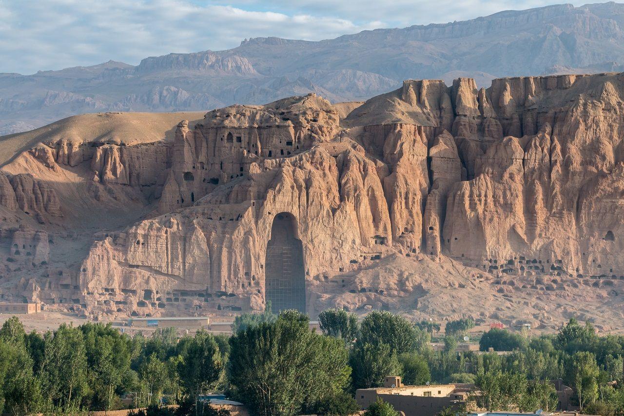 The Buddhas of Bamiyan