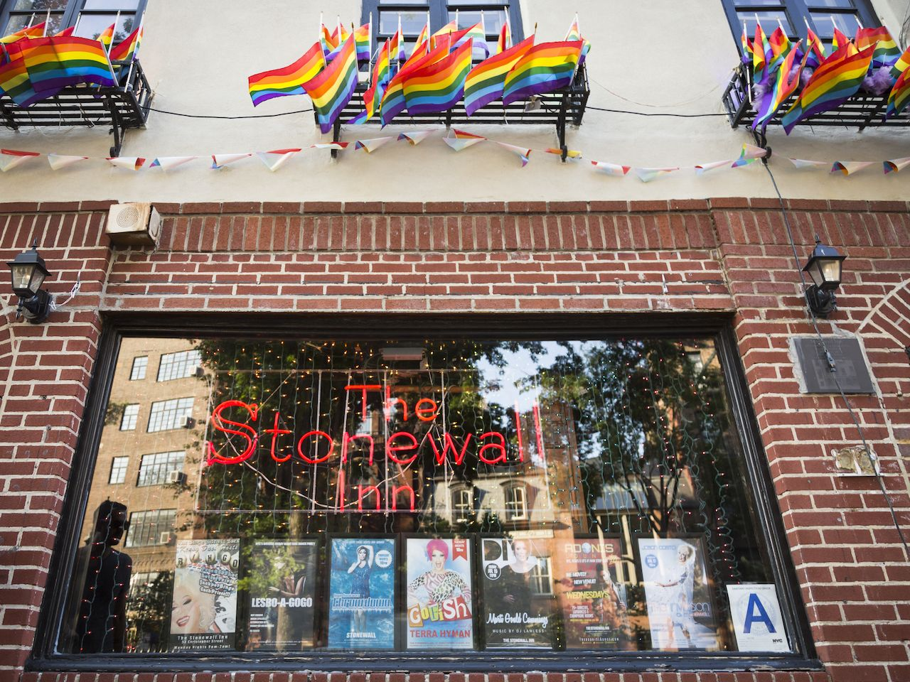 The Stonewall Inn