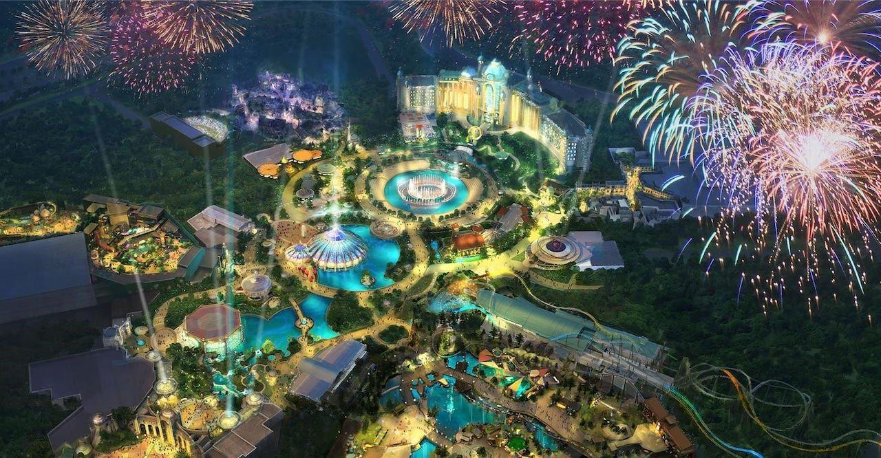 Universal Studios Epic Universe