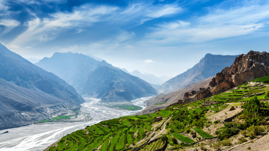 India's mountainous state of Himachal Pradesh is an adventure powerhouse