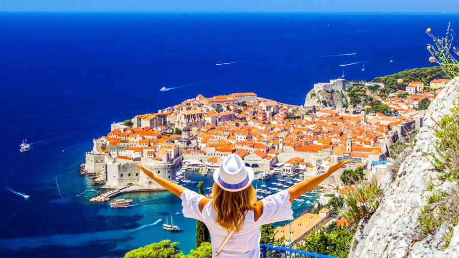 Get paid to eat and drink your way along the Croatian coast