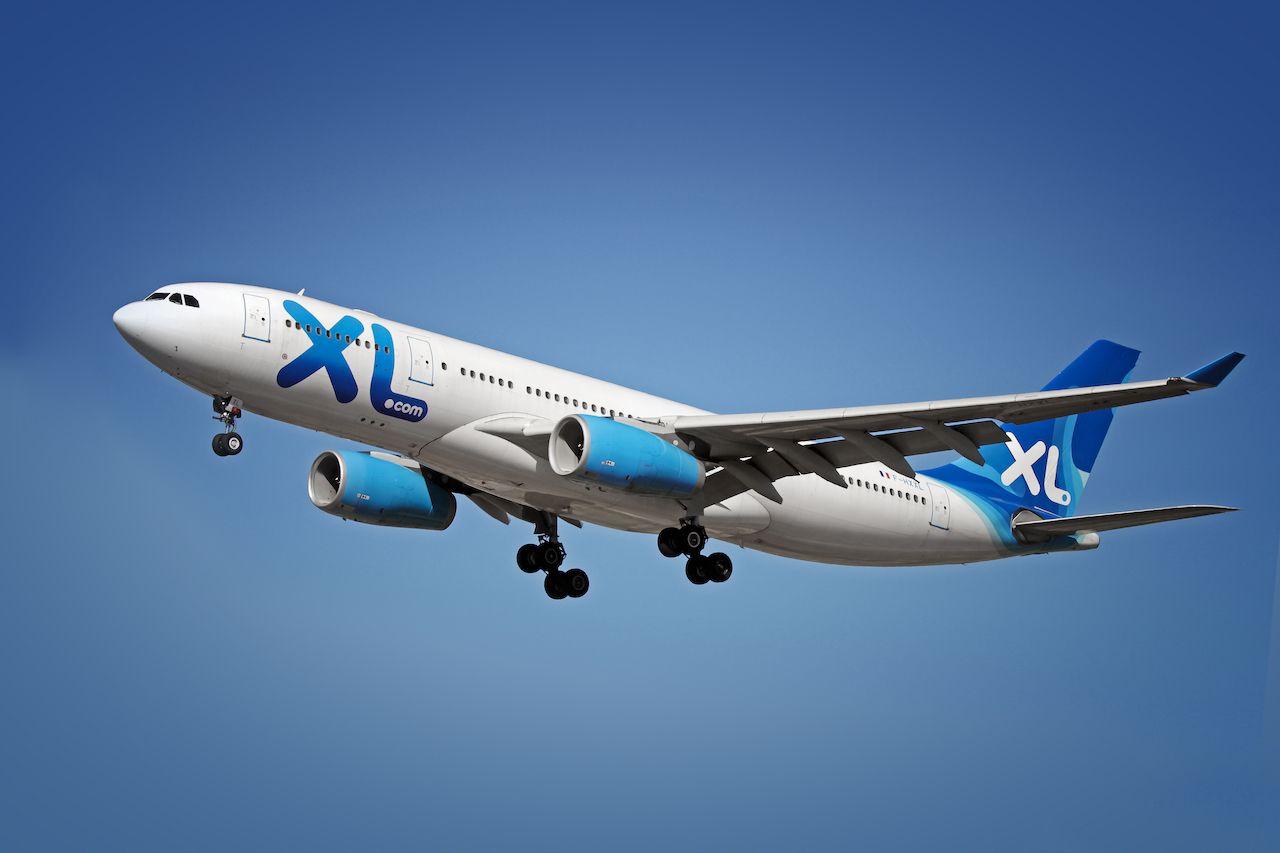 XL Airways plane