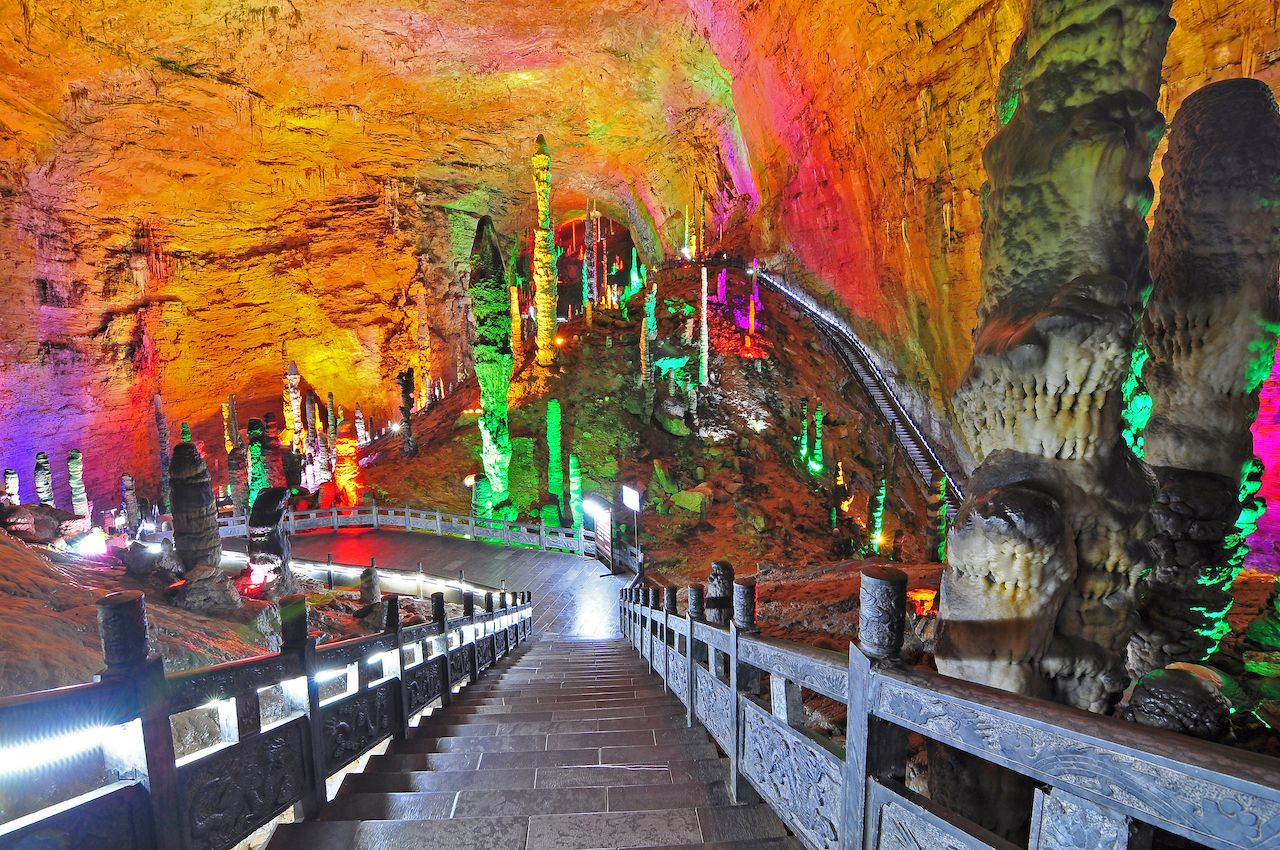 Yellow Dragon Cavern