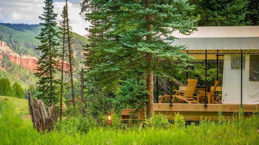 The top luxury forest getaways in the US