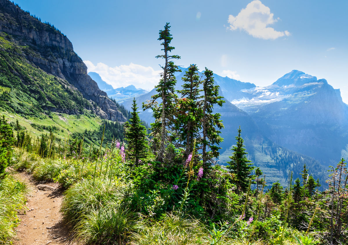 How to hike the Jefferson Pass Traverse in Glacier National Park
