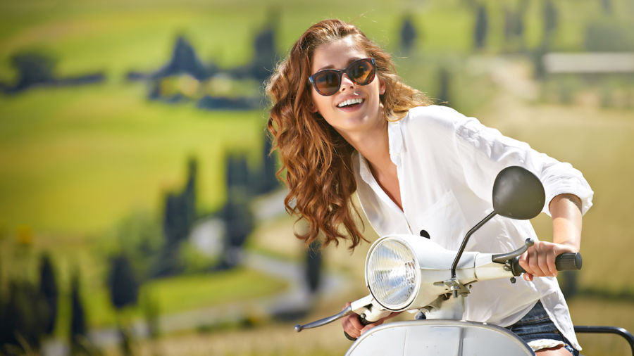 The best places in Italy to explore by scooter