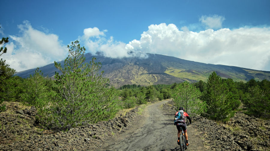A biking guide to Sicily's natural and historic treasures