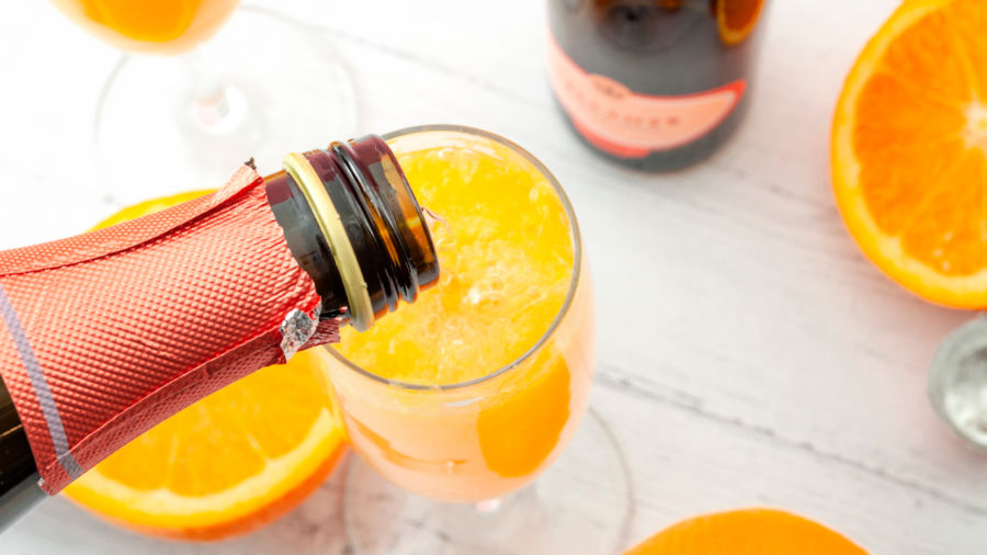 Your bottomless Mimosas are a scam, regardless of where you eat