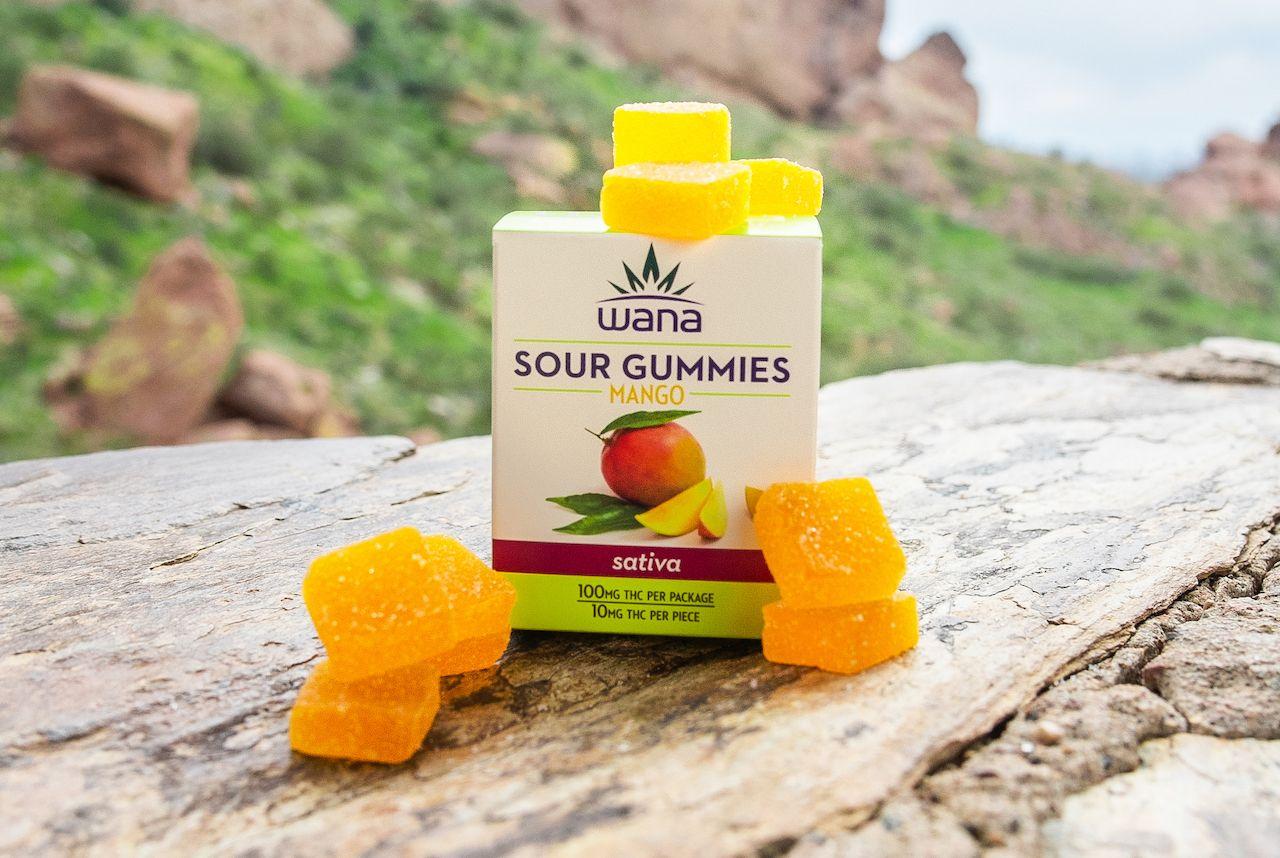 wana gummies