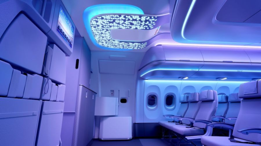 New plane technology will monitor how long you spend in the bathroom