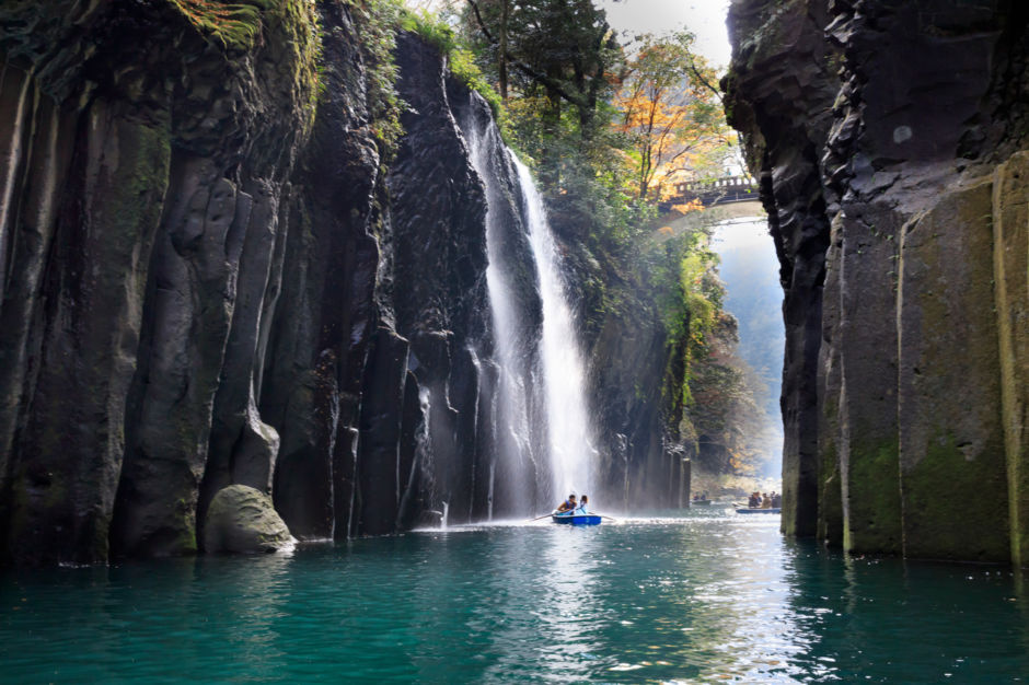 Manai Falls - Shrine of Japan,Takachiho Gorge; Shutterstock ID 783763402; Purchase Order: ANA 2019 SP2