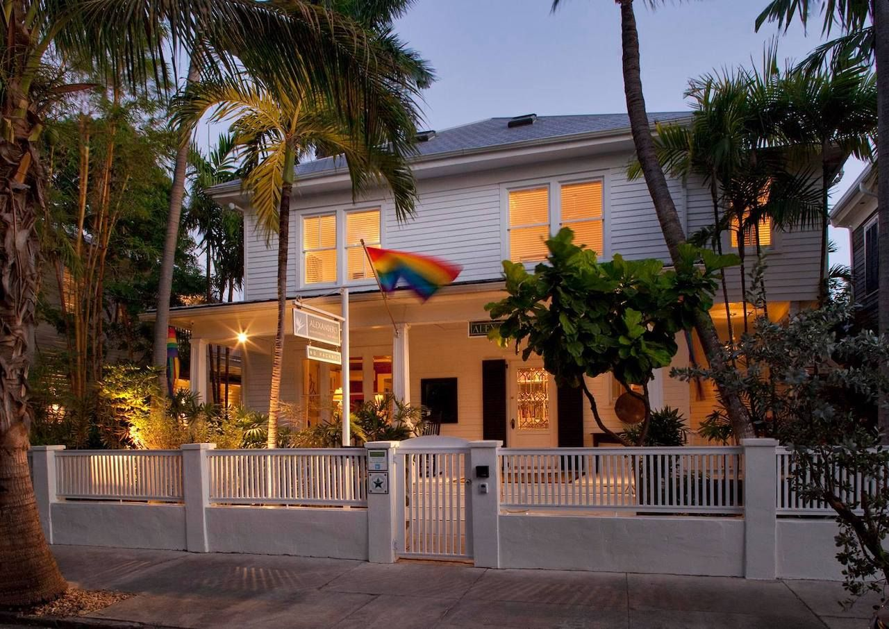 Alexander's Guesthouse Key West