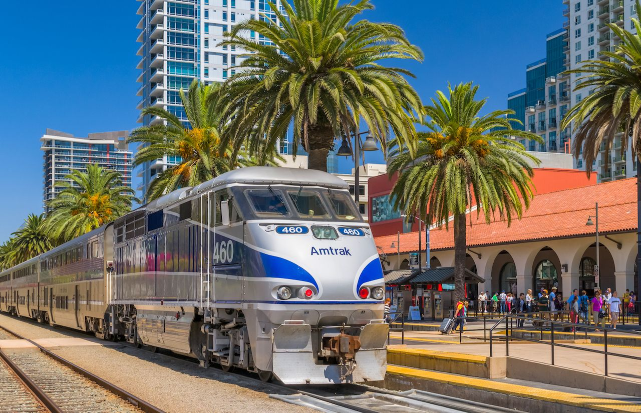 Best tips for a cross-country Amtrak