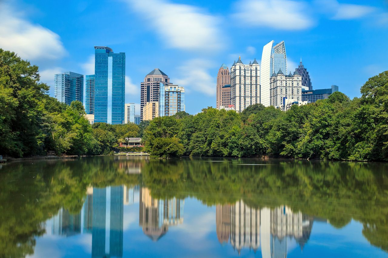 The outdoors capital of the South.. The post 6 outdoor adventures in and around Atlanta appeared first on Matador Network..