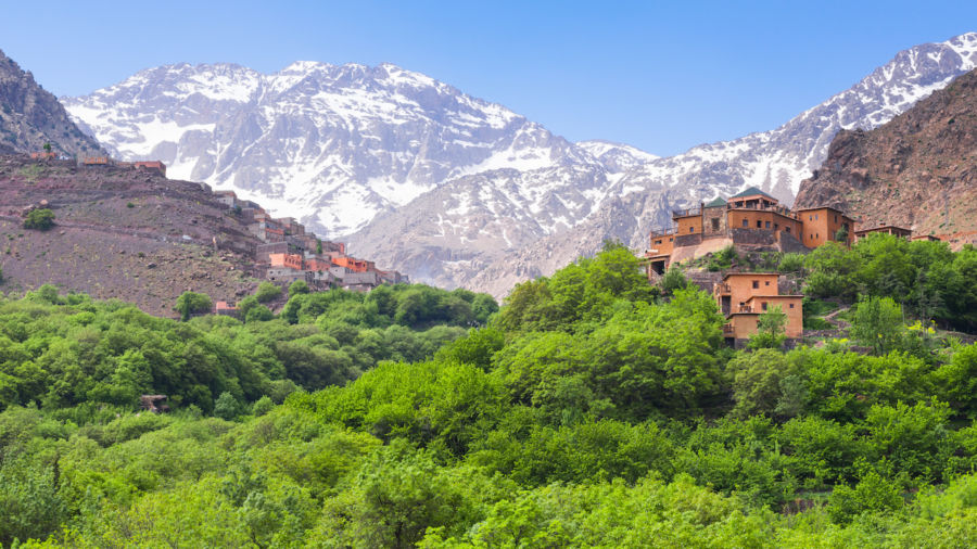 How to explore Morocco's mystical Atlas Mountains on foot