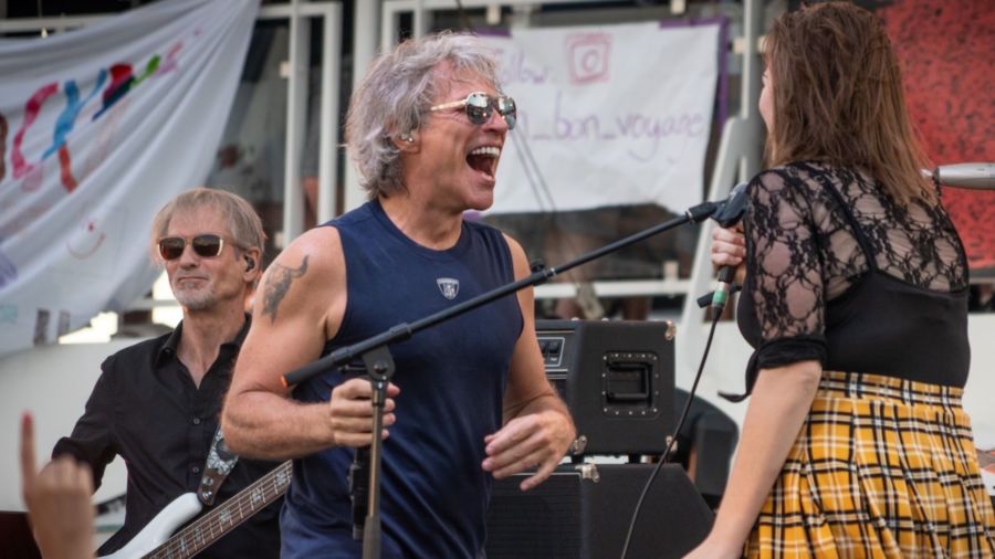 We went on the Bon Jovi cruise, and it turns out theme cruises might be the perfect vacation