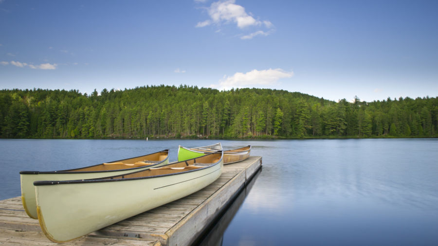 Why you need to visit the incredible lakes near Toronto