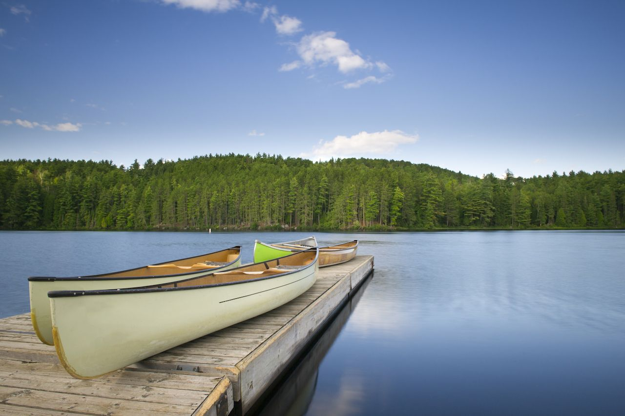 The best of Canada's cottage culture.. The post Why you need to visit the incredible lakes near Toronto appeared first on Matador Network..