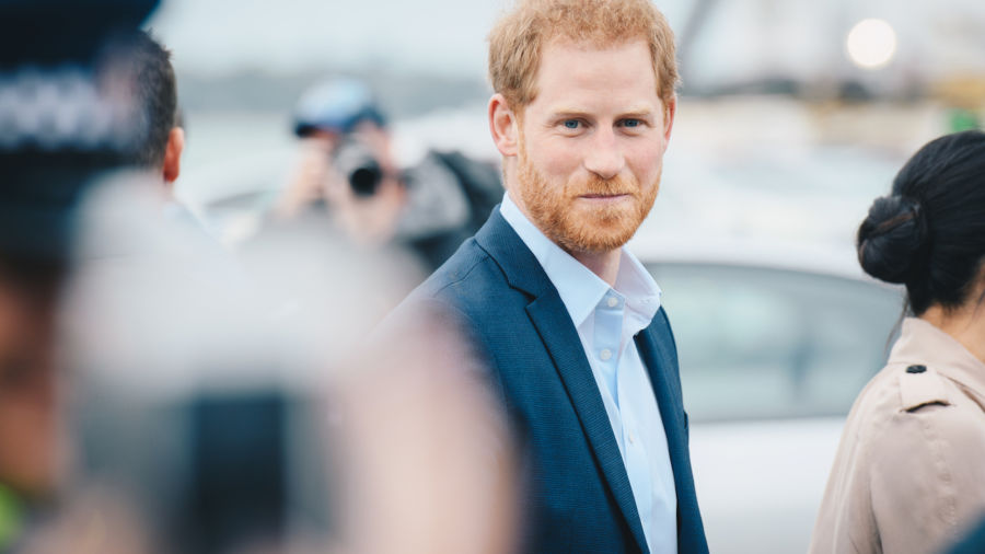 Prince Harry launches sustainable travel initiative after private jet scandal