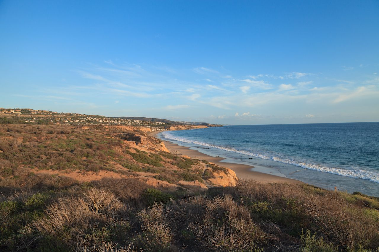 Crystal Cove Beach, Newport Beach