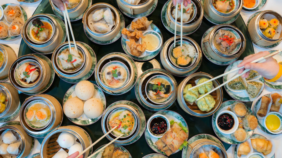 How to eat dim sum without embarrassing yourself
