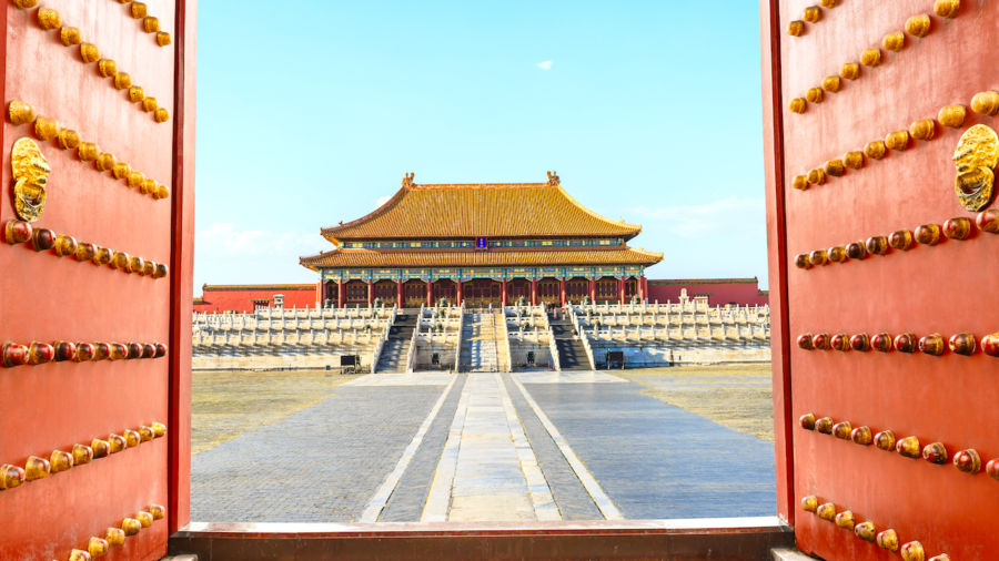 The ultimate guide to spending one day in Beijing's Forbidden City