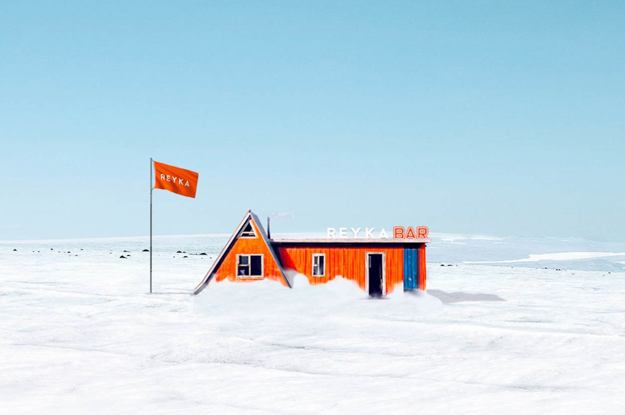 Drink vodka near the top of Iceland. . The post 'World's First' glacier bar opens in Iceland appeared first on Matador Network..